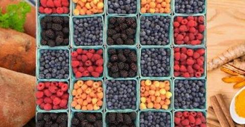 6 Alimentos que combaten la inflamación e ideas para recetas