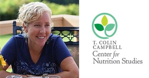 El Centro de Estudios en Nutrición de T. Colin Campbell nombra a LeAnne Campbell, PhD como presidenta