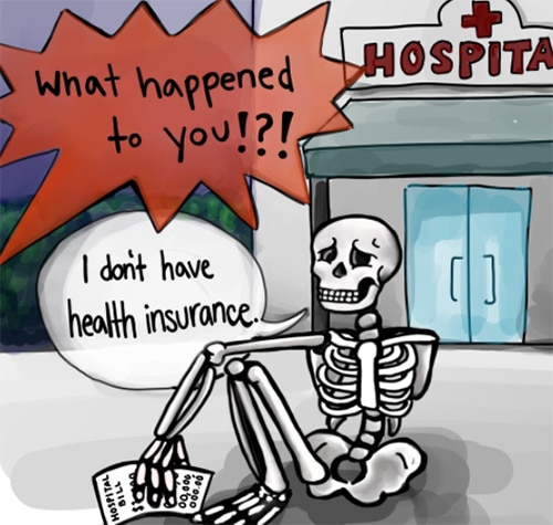 4 Terrifying Truths About the US Health-Scare System