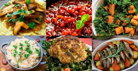Whole Food, Plant-Based Thanksgiving Menu Ideas Plus Tips & Tricks