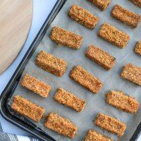 Nuggets crujientes de tofu-2