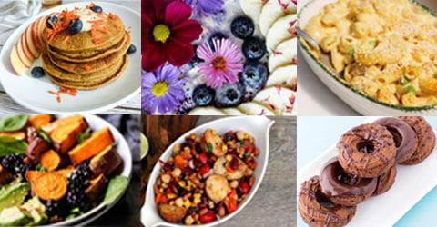 15 ideas de recetas basadas en plantas para el brunch de Pascua