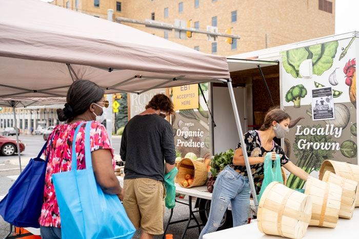 Rodale Institute Farmers Market