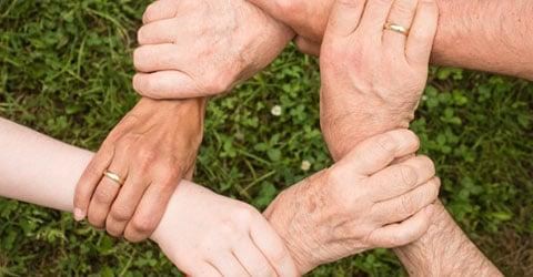 El poder de los grupos de apoyo en los cambios de estilo de vida