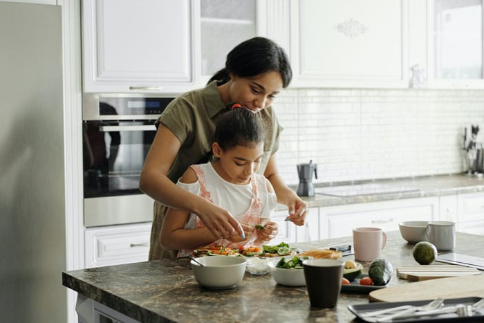 How to Teach Children Plant-Based Cooking Skills