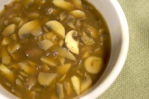 Mushroom Gravy Recipe