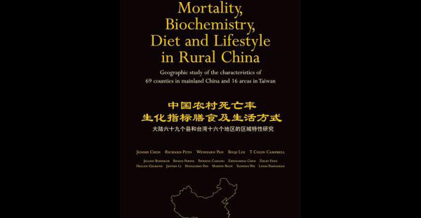 China Study Well Researched Book