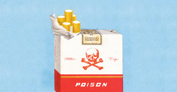 Tobacco and Poor Diet