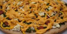 Quinoa, Sweet Potato & Corn 'Cheese' Sauce