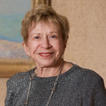 Author Sonia Pressman Fuentes