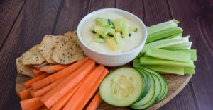 Creamy Cucumber Dip Recipe