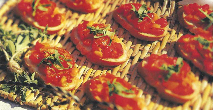 Sun dried tomatoes and roasted pepper spread recipe for Dry roasted tomatoes