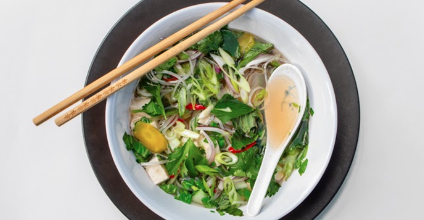 Vegan Pho – Vietnamese Noodle Soup
