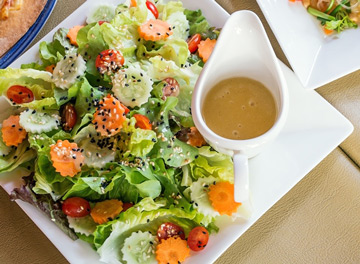 Creamy Sesame Dressing Recipe