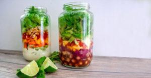 Salad in a Jar Recipe