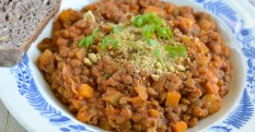 Lentil and Tomato Stew Recipe