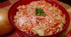 Carolina Red Slaw Recipe