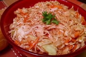 Carolina Red Slaw Recipe
