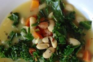 Cavolo Nero: Kale and White Bean Soup Recipe
