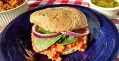 Lentil Bulgur Wheat Vegan Sloppy Joes Recipe