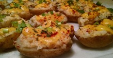 Loaded Vegan Potato Skins Recipe