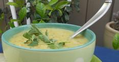 Simple Potato Soup - Plant-Based Recipe