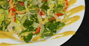 Date-Mustard Dressing Oil-Free Recipe
