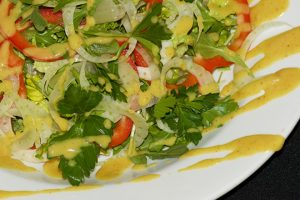 Date-Mustard Dressing Oil-Free Recipe