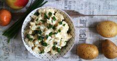 Low-Fat Vegan German Potato Salad Recipe