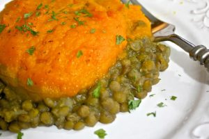 Lentil Butternut Squash Shepherd's Pie Recipe