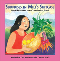 Surprises in Mili's Suitcase, How Diabetes was Cured with Food