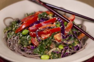 Spicy Tahini Stir Fry Recipe