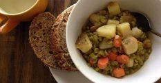 Souper Easy Split Pea Soup Recipe