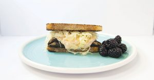 Portobello Reubens Recipe