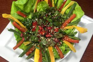 Boston Chard Salad Recipe
