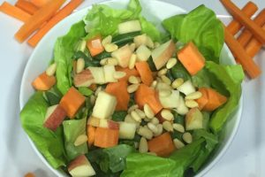 Boston Romaine Salad Recipe