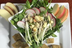 Kale Arugula Salad Recipe
