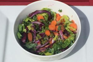Daily Green Salad Recipe