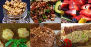 Whole Foods, Plant-Based Diet Sample Menu